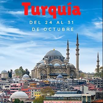 Concédete Deseos ¿Te vienes a TURQUIA del 24 al 31 de OCTUBRE? QUEDAN 3 PLAZAS! Mas info aquí 👇 Link Thumbnail | Linktree