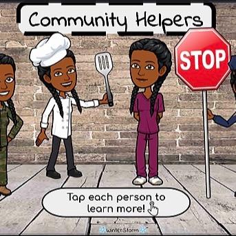 @WinterStorm Community Helpers Link Thumbnail   Linktree