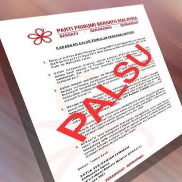 @sinar.harian Surat tular Bersatu calonkan Azmin Timbalan Perdana Menteri palsu  Link Thumbnail | Linktree