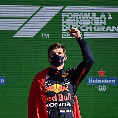 Joe McCormick DriveTribe: F1 2021 Season Review: The Netherlands Link Thumbnail | Linktree