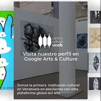 @CCBUCAB Google Arts y Culture Link Thumbnail | Linktree