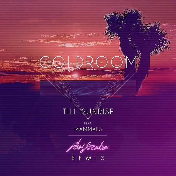 "GOLDROOM -  ""TILL SUNRISE"" (NEW ARCADES REMIX)"