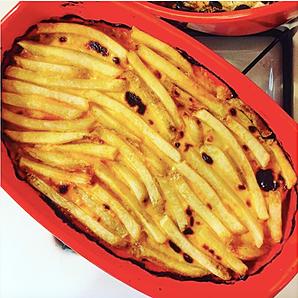 Cheeseburger-and-Fries Casserole Recipe