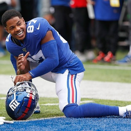 Giants Country Sterling Shepard, WR - 2021 Giants Training Camp Preview (Photo by Noah K. Murray-USA TODAY Sports) Link Thumbnail   Linktree