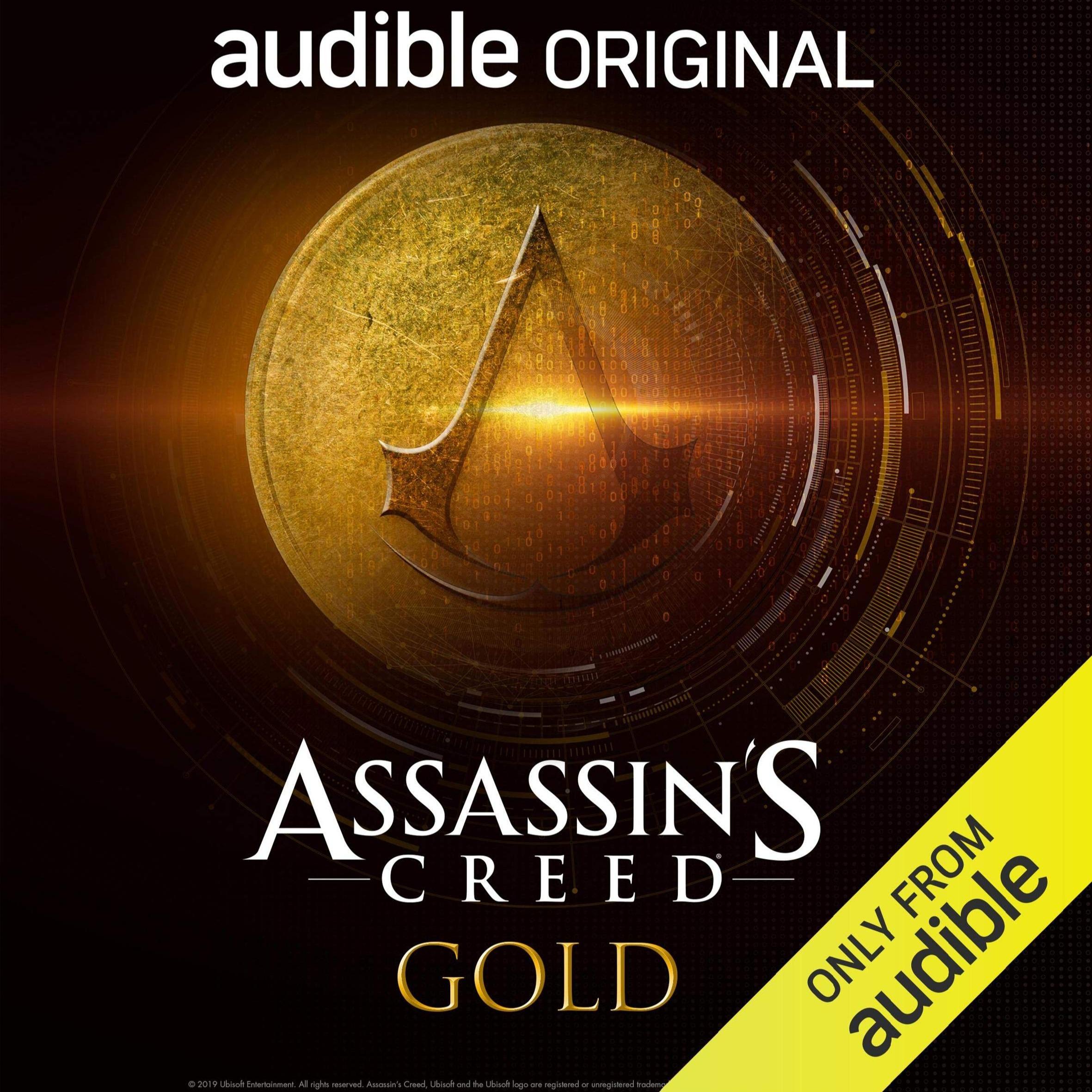 Audible UK Assassin's Creed: Gold Link Thumbnail | Linktree