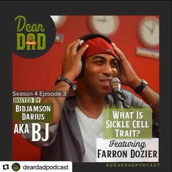 @farrondozier Dear Dad Podcast: Guest Farron D Link Thumbnail | Linktree