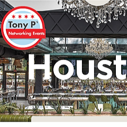 Tony P's Houston Networking Event at The Sporting Club - Thursday June 24th