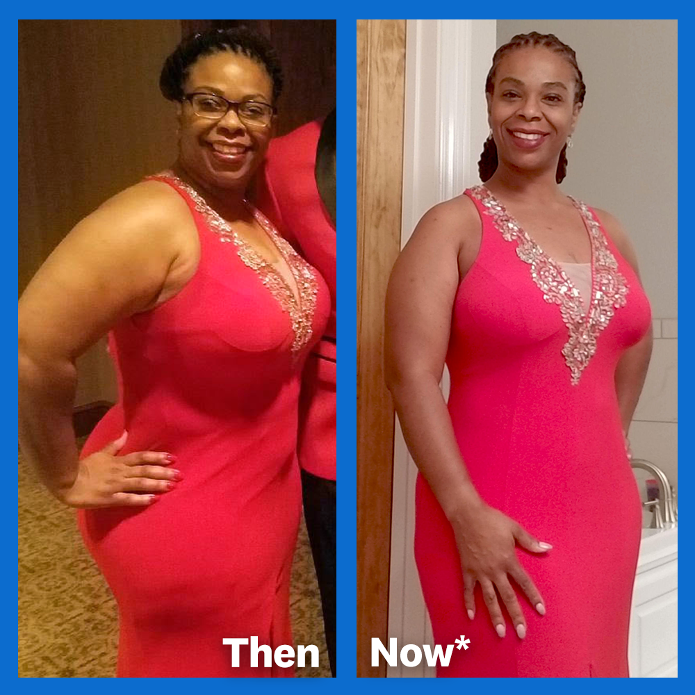 Read About Gladys' Transformation!