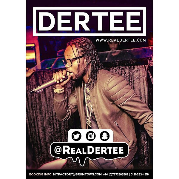 @Realdertee Profile Image | Linktree