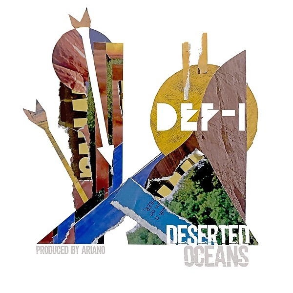 Stream NEW ALBUM 'Deserted Oceans' 3/6/20