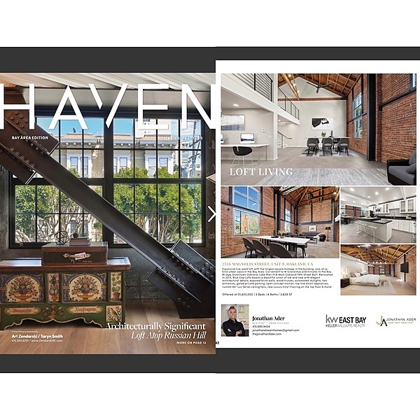 Havens Lifestyle Magazine  Feature Aug/Sept2020 issue