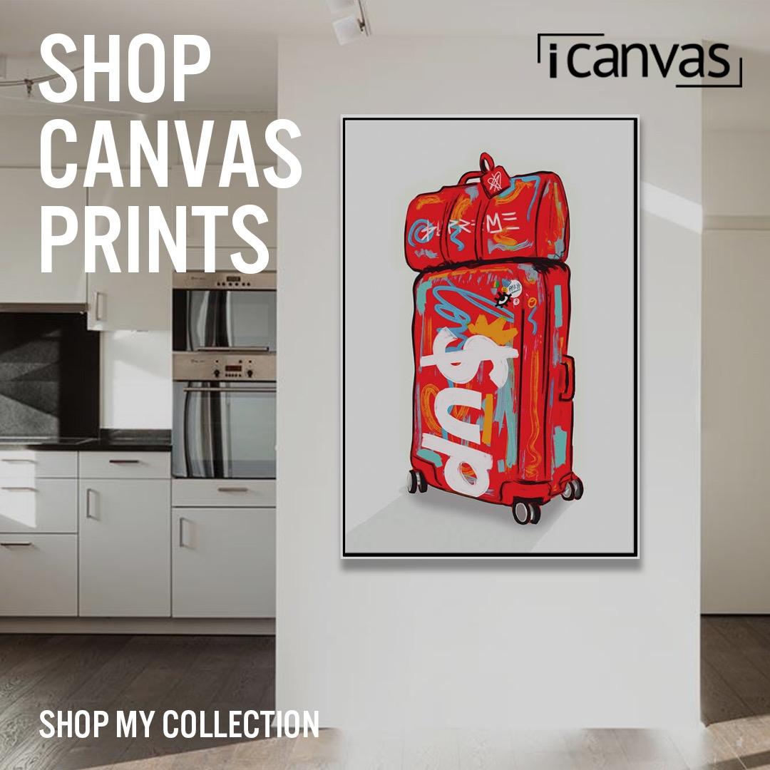 @Nuwarhol Shop Canvas Prints Link Thumbnail | Linktree