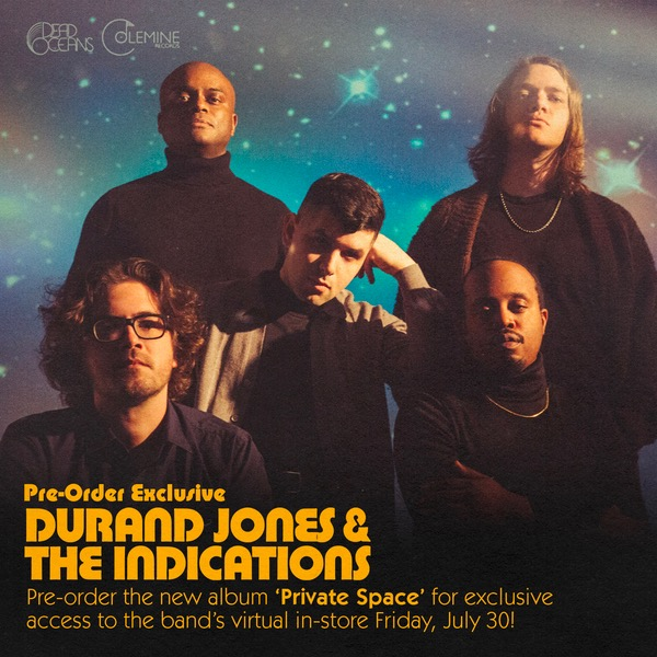 @Cactus_Music Durand Jones & The Indications - Private Space [Red Nebula LP]  Link Thumbnail | Linktree