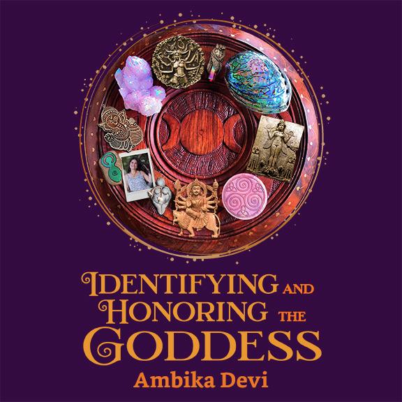 @AmbikaDevi *NEW Book!* Idendifying and Honoring the Goddess Link Thumbnail | Linktree