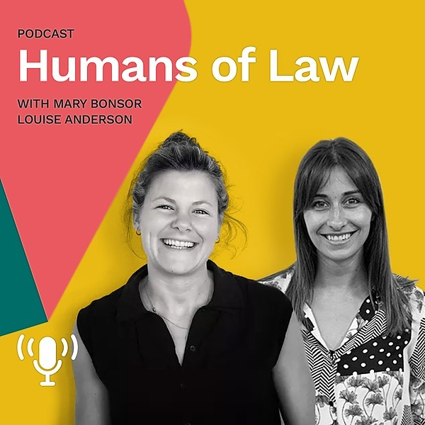 Flex Legal Humans of Law on Apple Podcasts Link Thumbnail | Linktree