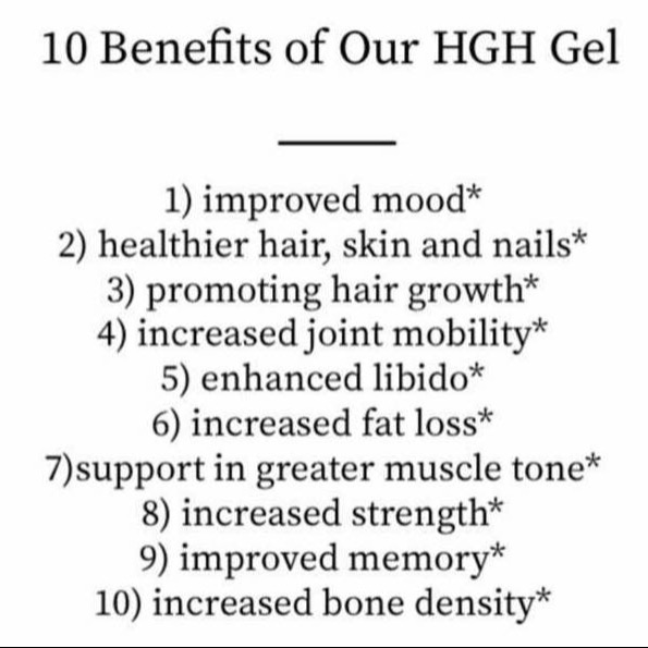 """TopBeautynWellnessTrends Homeopathic HGH """"THE GEL"""" Code:103693 Link Thumbnail 