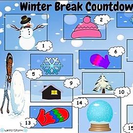 @WinterStorm Winter Break Countdown Link Thumbnail   Linktree
