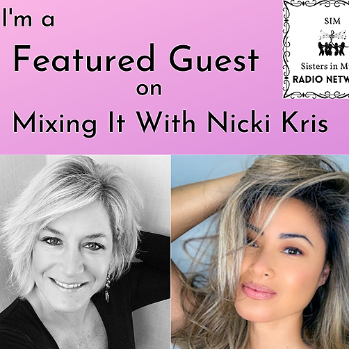 Interview On Intl Women's Day w/ Nicki Kris March 8th!
