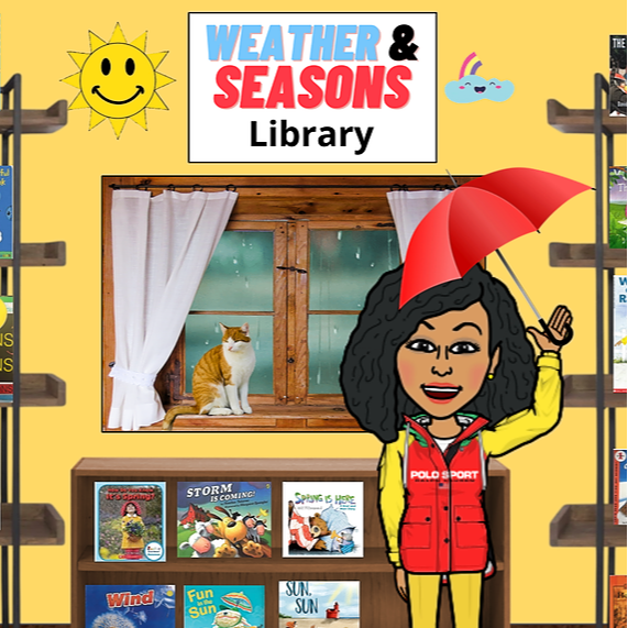 Miss Hecht Teaches 3rd Grade Weather and Seasons Link Thumbnail | Linktree