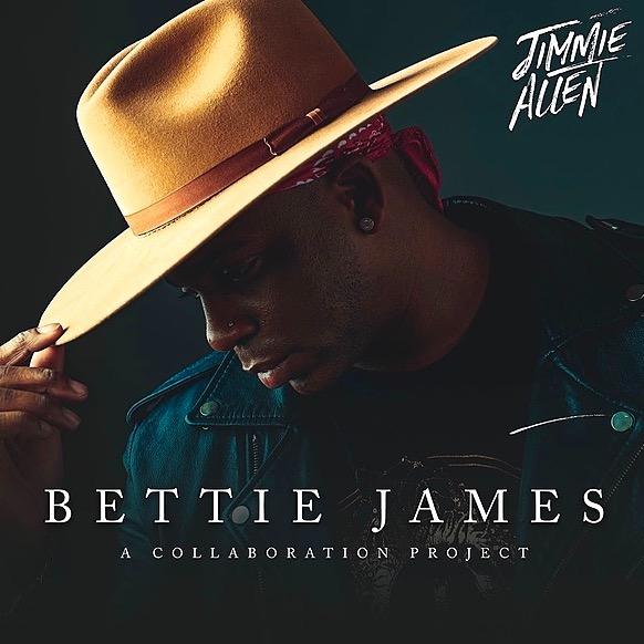 "@Jimmieallenmusic ""Bettie James"" Album Link Thumbnail | Linktree"