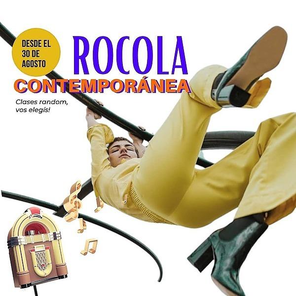VOLTEADA 101 Inscripción a ROCOLA CONTEMPORÁNEA Link Thumbnail   Linktree