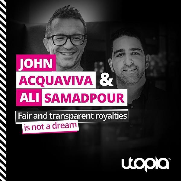 @ali__samadpour NFT Podcast with John Acquaviva & Ali Samadpour Link Thumbnail | Linktree
