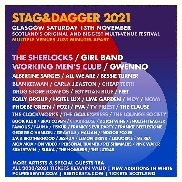 13.11 - Glasgow - Stag & Dagger