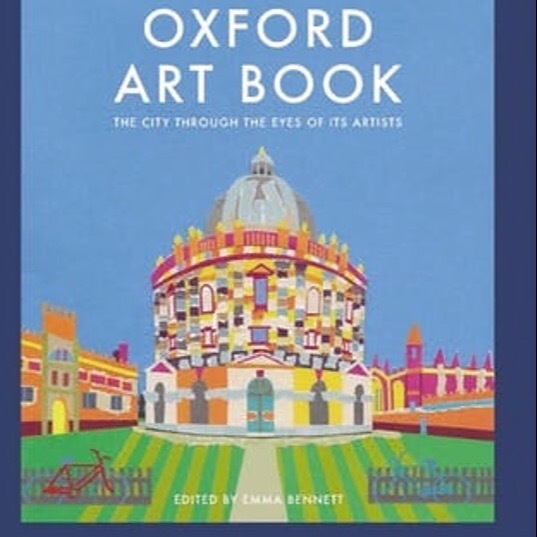 @GerryColesPrints OXFORD ART BOOK Link Thumbnail | Linktree