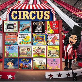 Miss Hecht Teaches 3rd Grade Circus Link Thumbnail | Linktree