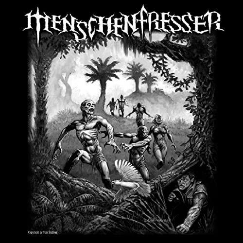 MENSCHENFRESSER - Album