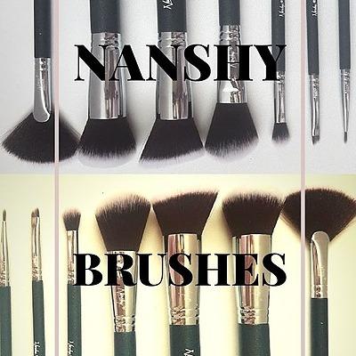 Nanshy Makeup Brushes & Cosmetics 10% off!💋