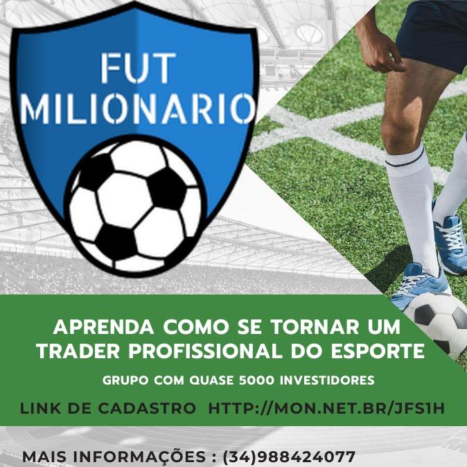 FutMilionario Trader Esportivo