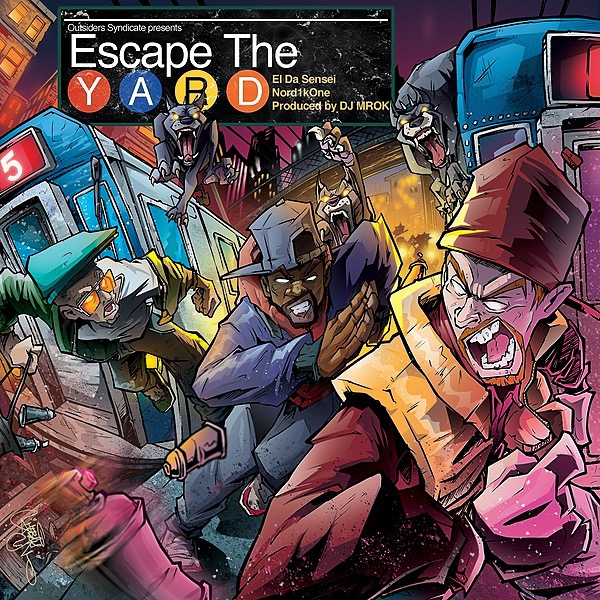 @djmrok Escape the Yard Link Thumbnail | Linktree