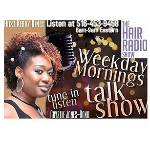 My Radio Interviews with Host Mr Kerry Hines on The Hair Radio show