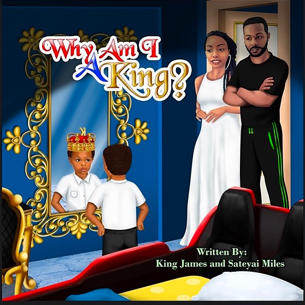 Chase Zion Publishing Why Am I A King ? Link Thumbnail | Linktree