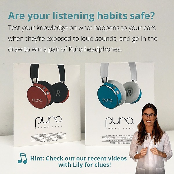 @nationalfoundationfordeaf Enter the Puro Headphone Giveaway! Link Thumbnail   Linktree