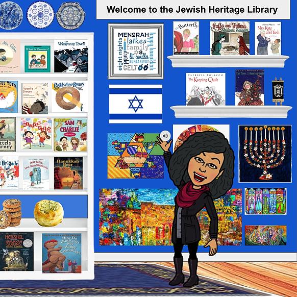 Miss Hecht Teaches 3rd Grade Jewish Heritage Link Thumbnail | Linktree