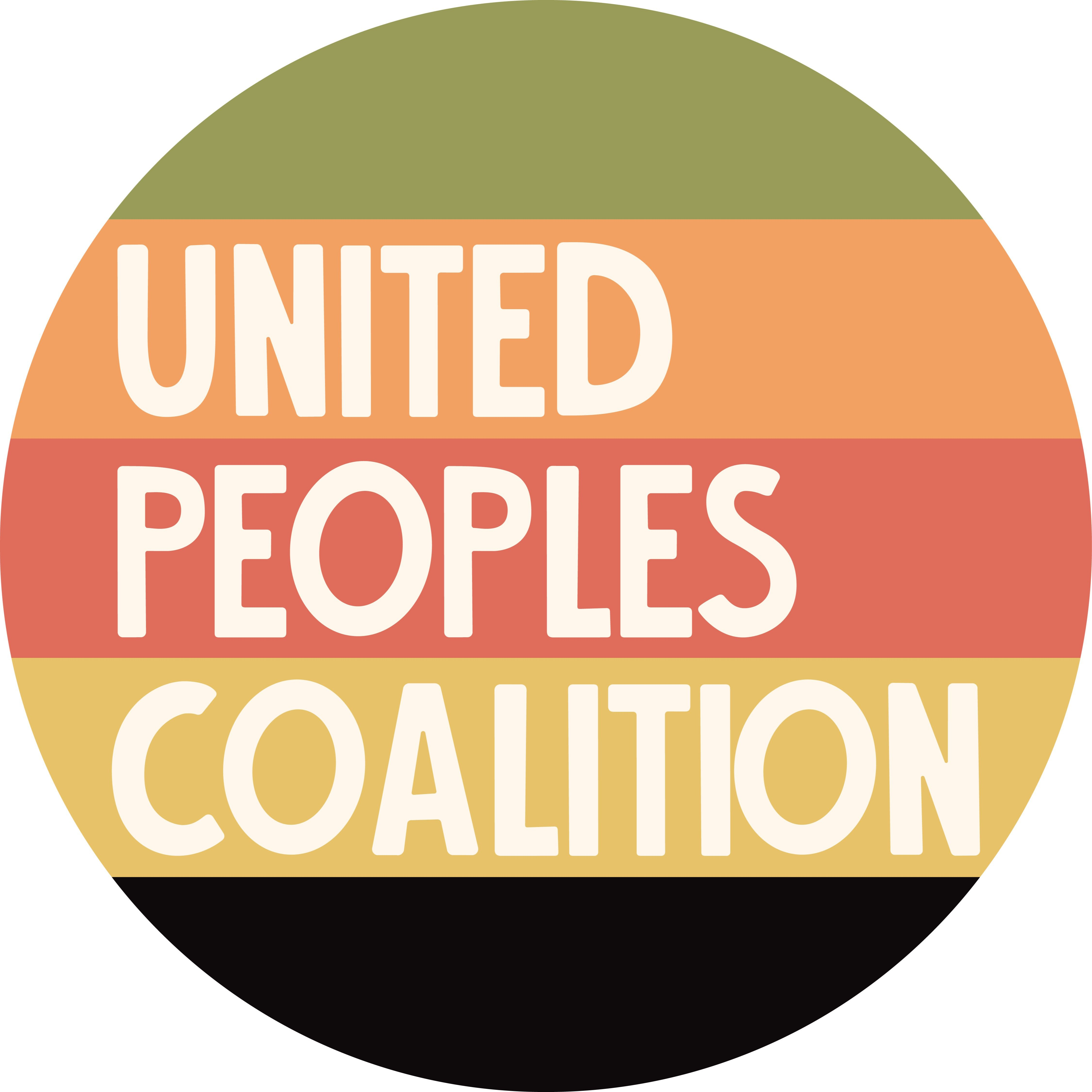 @UnitedPeoplesCoalition Profile Image | Linktree