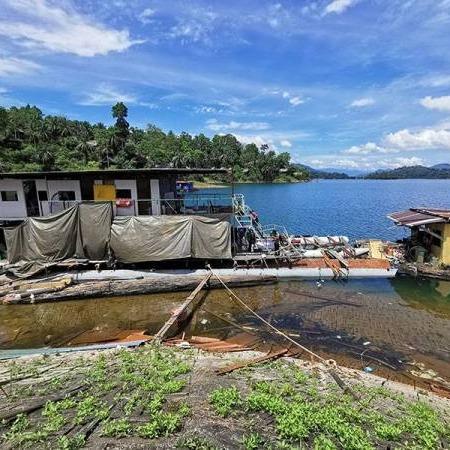 @sinar.harian Enam beranak huni rumah bot usang di Tasik Kenyir Link Thumbnail | Linktree