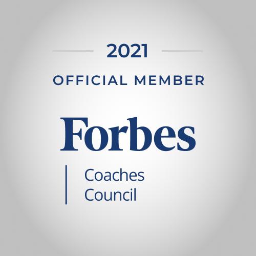 Forbes Coaches Council - Contributor