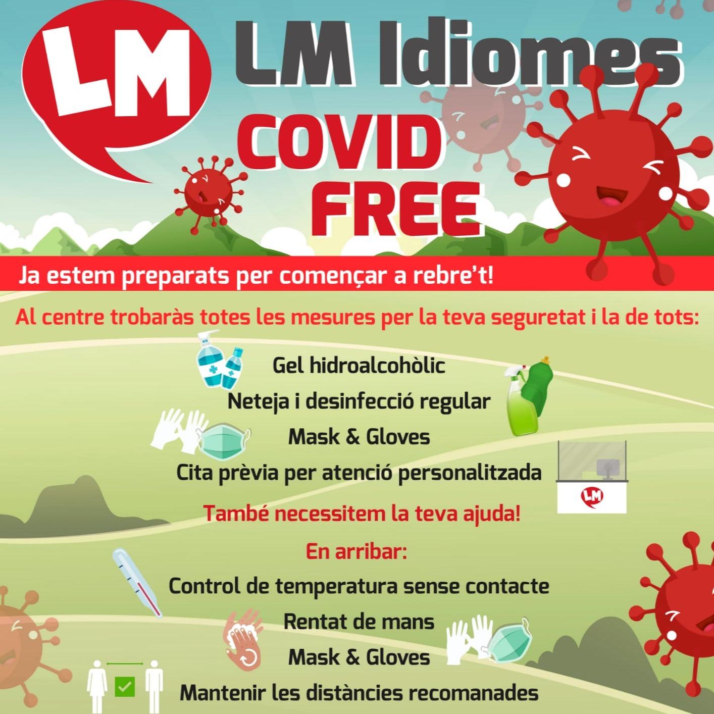 @lmidiomeslleida LM Protocol COVID-19 Link Thumbnail   Linktree