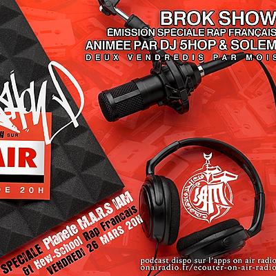 @brokshow Brok Show Spéciale IAM - 26.03.2021 Link Thumbnail   Linktree