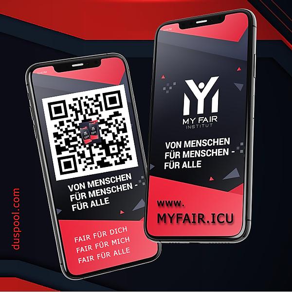 MyFair Institut, eine eigenständige weltweit wachsende Community