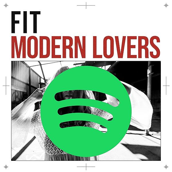 @fittheband MODERN LOVERS - Spotify Link Thumbnail | Linktree