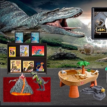 @WinterStorm Dinosaur Room Link Thumbnail   Linktree