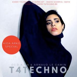 Aida Arko Radio Scorpio - Interview/podcast Link Thumbnail | Linktree
