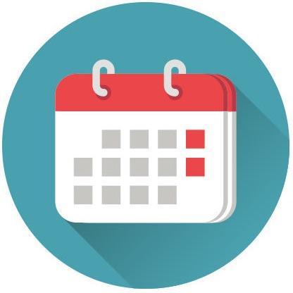 Calendario OCR 2020