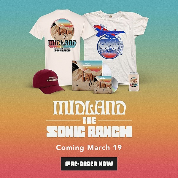 Sonic Ranch Merch