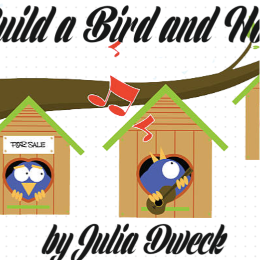 Build a Bird & Birdhouse *STEAM fun!