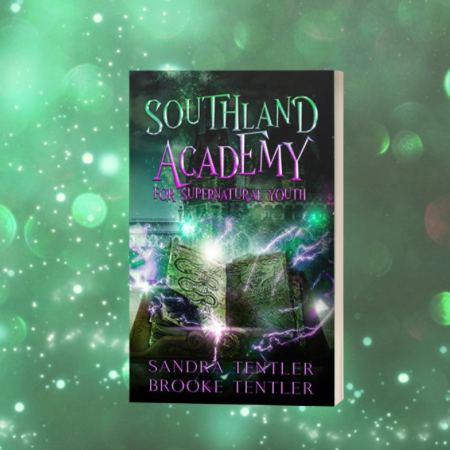 Southland Academy for Supernatural Youth paperback order form ages 9-12